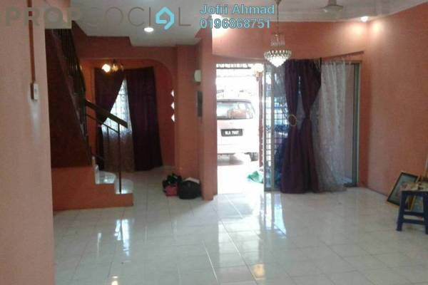For Sale Terrace at Taman Sri Haneco, Semenyih Freehold Unfurnished 4R/2B 295k
