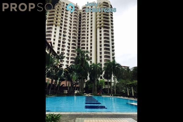 For Sale Condominium at Sri Penaga, Bangsar Freehold Fully Furnished 2R/2B 1.03m