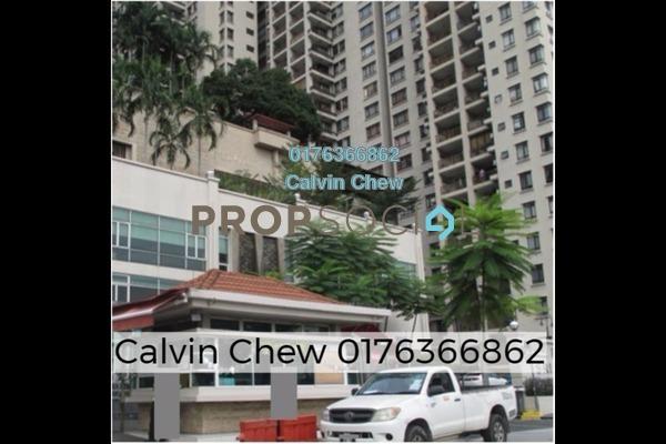 For Sale Condominium at Sri Putramas II, Dutamas Freehold Unfurnished 3R/2B 558k