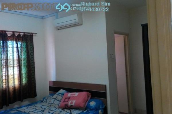 For Rent Apartment at Serdang Villa Apartment, Seri Kembangan Freehold Semi Furnished 3R/2B 1k