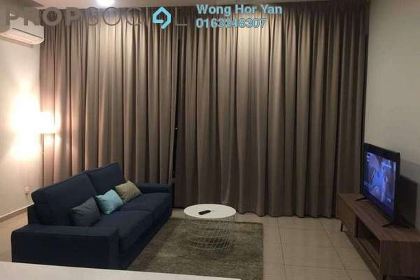 For Rent Condominium at Twin Arkz, Bukit Jalil Freehold Fully Furnished 3R/2B 3.4k