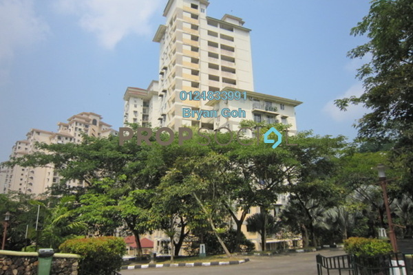For Sale Condominium at Desa Alor Vista, Relau Freehold Fully Furnished 3R/2B 355k