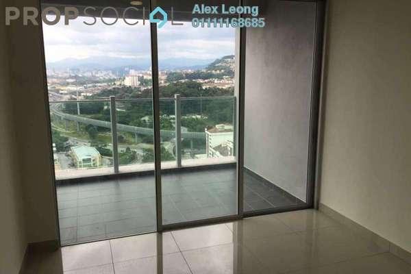 For Rent Condominium at Maxim Residences, Cheras Freehold Semi Furnished 3R/2B 1.8k
