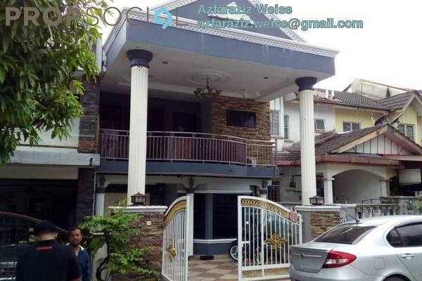 For Sale Terrace at Taman Bukit Rawang Jaya, Rawang Freehold Semi Furnished 5R/3B 455k