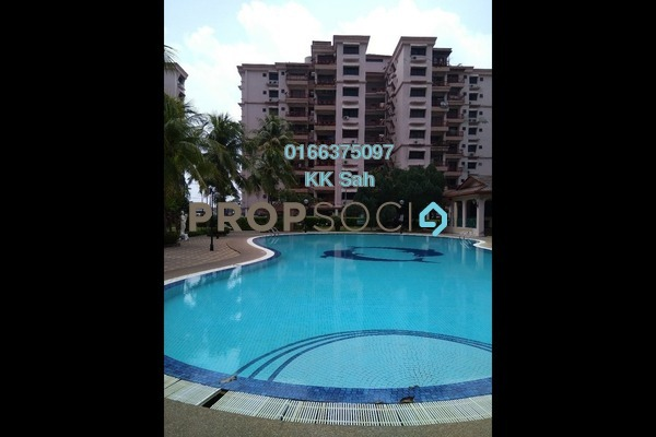 For Sale Condominium at Sri Manja Court, PJ South Freehold Semi Furnished 3R/2B 450k