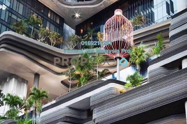 For Sale Condominium at Isola, Subang Jaya Freehold Unfurnished 3R/3B 516k