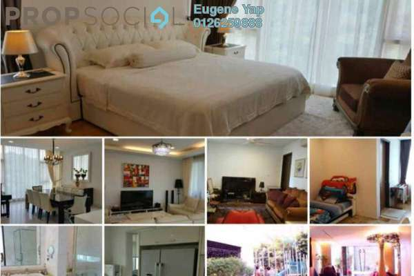 For Sale Condominium at Kiara 9, Mont Kiara Freehold Semi Furnished 4R/5B 2.6m