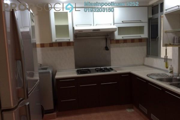 For Rent Condominium at Vista Amani, Bandar Sri Permaisuri Freehold Fully Furnished 4R/2B 1.6k