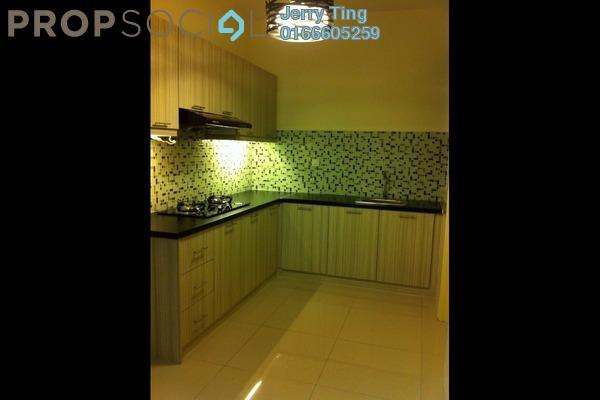 For Rent Condominium at Metropolitan Square, Damansara Perdana Freehold Semi Furnished 3R/2B 2.2k