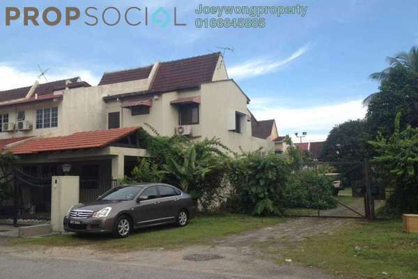 For Sale Terrace at SS14, Subang Jaya Freehold Semi Furnished 3R/3B 950k