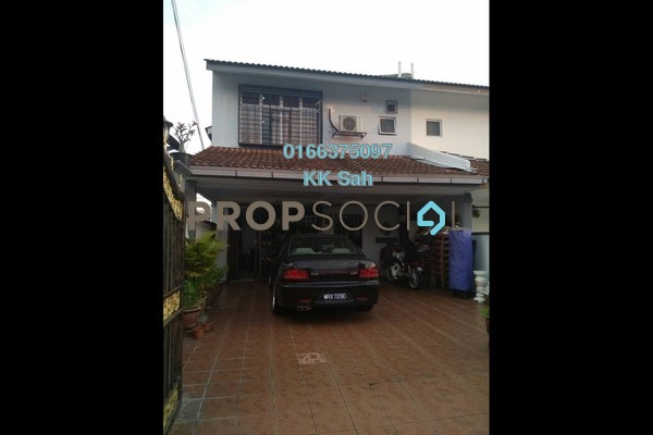 For Sale Terrace at Section 5, Bandar Mahkota Cheras Freehold Semi Furnished 4R/3B 738k