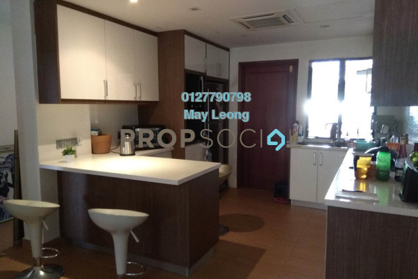 For Sale Condominium at Sri Murni, Damansara Heights Freehold Semi Furnished 2R/2B 1.2m
