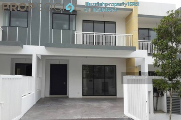 For Sale Terrace at Bandar Puteri Bangi, Kajang Freehold Unfurnished 4R/4B 795k