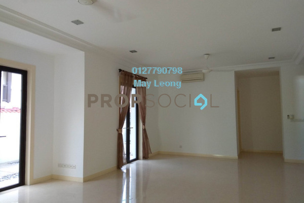 For Rent Semi-Detached at Seri Beringin, Damansara Heights Freehold Semi Furnished 4R/5B 7.5k
