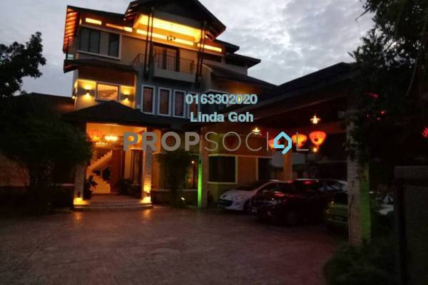 For Sale Bungalow at Mines Resort City, Seri Kembangan Freehold Fully Furnished 5R/7B 5.2m