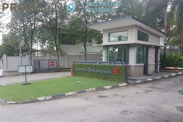 For Rent Semi-Detached at Laman Setiakasih 8, Damansara Heights Freehold Semi Furnished 6R/7B 8.5k