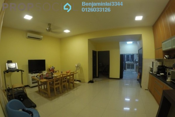 For Sale Terrace at LeVenue, Desa ParkCity Freehold Semi Furnished 6R/5B 1.9m