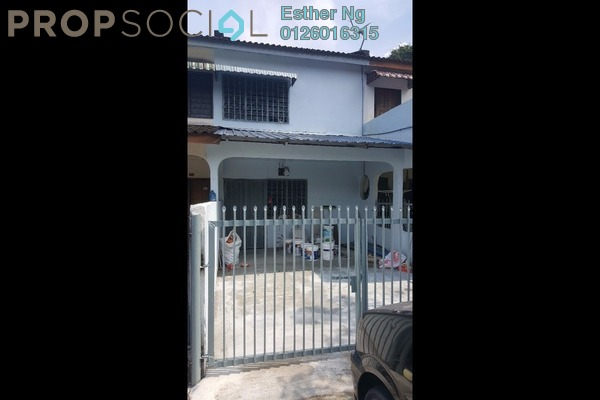 For Rent Terrace at Taman Sri Muda, Shah Alam Freehold Unfurnished 3R/2B 1.1k