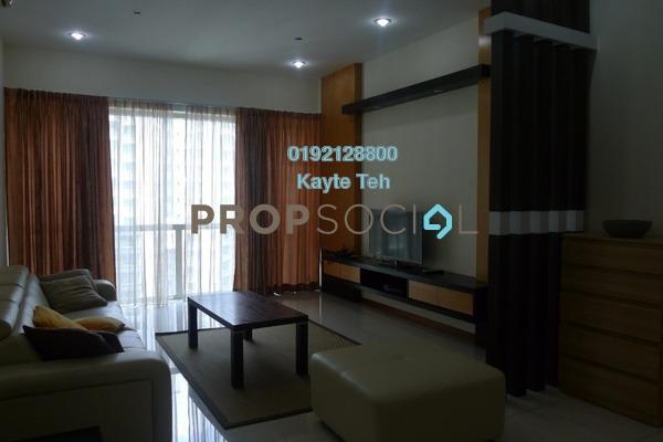 For Rent Condominium at Suasana Sentral Loft, KL Sentral Freehold Fully Furnished 3R/2B 5.5k