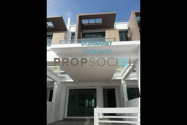 For Rent Condominium at Raffel Residence 199, Bukit Gambier Freehold Unfurnished 5R/5B 2.5k