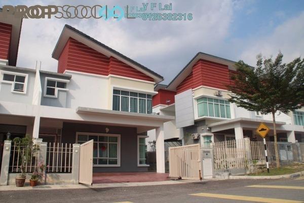 For Sale Semi-Detached at Taman Pelangi Semenyih 2, Semenyih Freehold Semi Furnished 4R/4B 778k