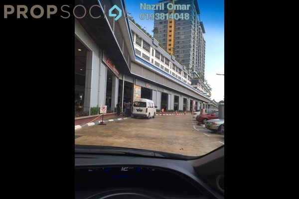 For Sale Serviced Residence at Vista Alam, Shah Alam Freehold Semi Furnished 2R/2B 440k