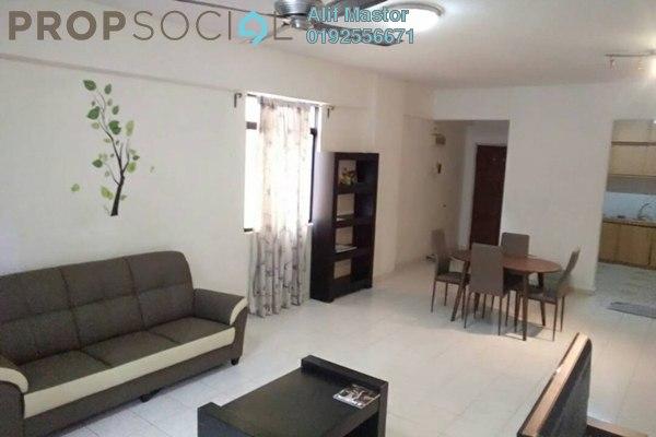 For Rent Condominium at Pelangi Condominium, Sentul Freehold Fully Furnished 3R/2B 1.6k