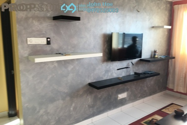 For Sale Condominium at Amara, Batu Caves Freehold Semi Furnished 3R/2B 350k