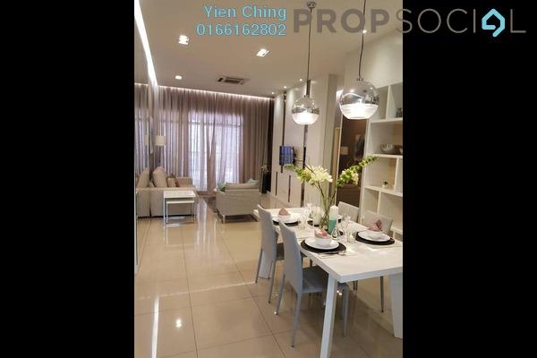 For Sale Condominium at Bandar Teknologi Kajang, Semenyih Leasehold Semi Furnished 3R/2B 307k