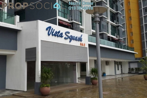 For Rent Serviced Residence at Vista Alam, Shah Alam Freehold Unfurnished 3R/2B 1.99k
