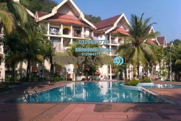For Rent Condominium at Sri Kenangan, Wangsa Maju Freehold Semi Furnished 3R/2B 1.6k