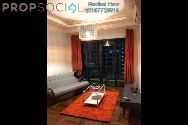For Rent Condominium at Residency V, Old Klang Road Freehold Fully Furnished 2R/2B 2.5k