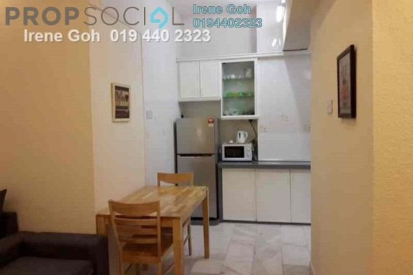 For Rent Apartment at Pearlvue Heights, Tanjung Tokong Freehold Fully Furnished 3R/2B 3k