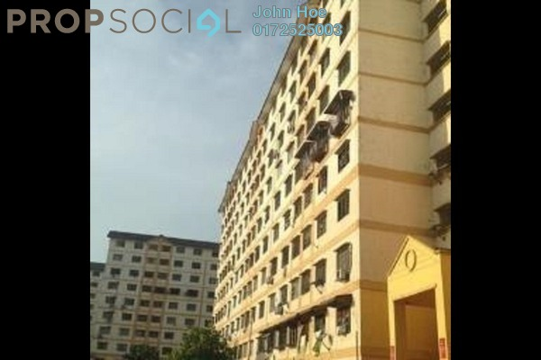 For Sale Apartment at Sri Tanjung Apartment, UEP Subang Jaya Freehold Unfurnished 3R/2B 160k