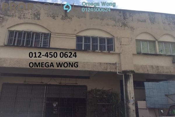 For Sale Factory at Bandar Teknologi Kajang, Semenyih Freehold Unfurnished 0R/0B 950k