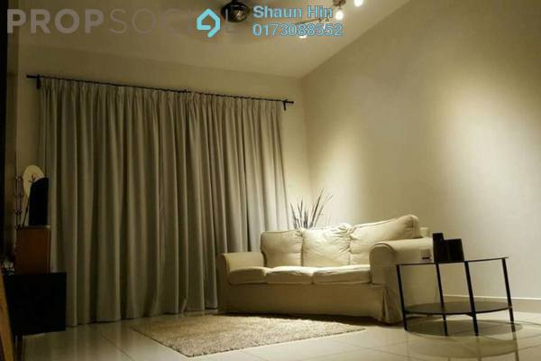 For Rent Condominium at Glomac Damansara Residences, TTDI Freehold Fully Furnished 2R/2B 2.7k