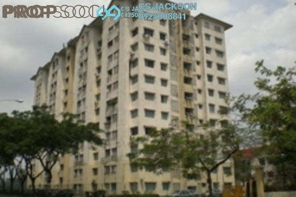 For Rent Apartment at Iris Apartment, Taman Desa Leasehold Semi Furnished 2R/2B 850translationmissing:en.pricing.unit