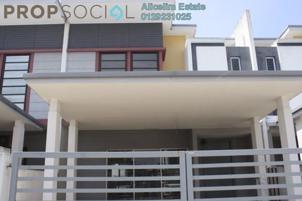 For Rent Terrace at Garden Park Homes, Cahaya SPK Freehold Semi Furnished 5R/5B 1.8k