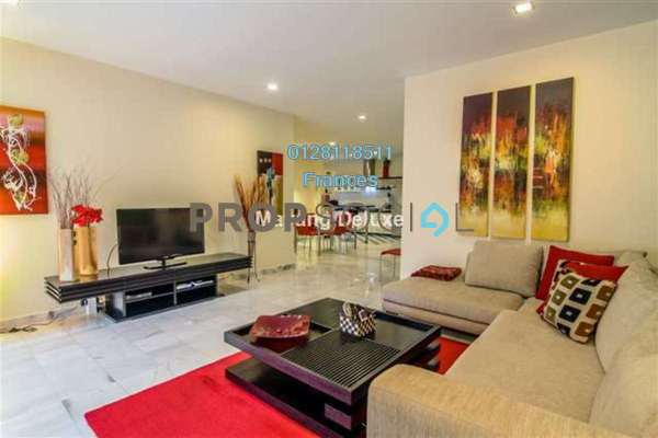 For Sale Condominium at Mayang Court, KLCC Freehold Fully Furnished 2R/2B 1.55m