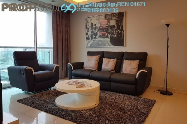 For Rent Condominium at Solaris Dutamas, Dutamas Freehold Fully Furnished 2R/2B 5k