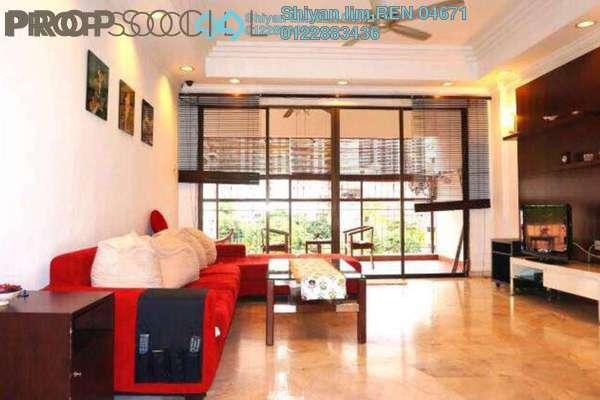 For Rent Condominium at Menara Duta 1, Dutamas Freehold Fully Furnished 3R/2B 1.95k