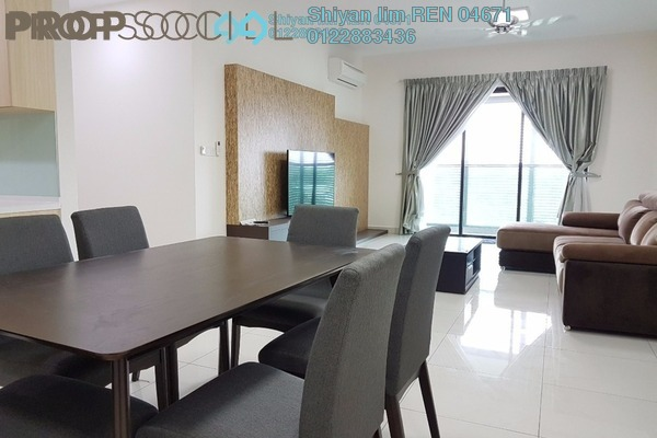 For Rent Condominium at Isola, Subang Jaya Freehold Fully Furnished 3R/3B 6.5k