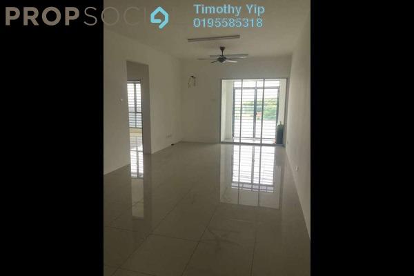 For Sale Condominium at Silk Residence, Bandar Tun Hussein Onn Freehold Semi Furnished 3R/2B 388k