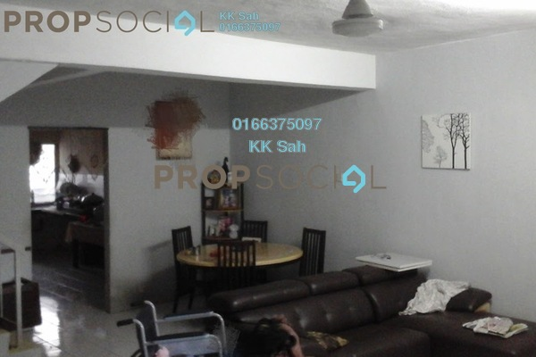 For Sale Link at Taman Sentosa Perdana, Klang Freehold Semi Furnished 4R/3B 348k