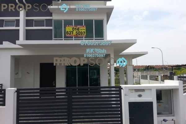 For Sale Link at Bandar Puteri Klang, Klang Freehold Unfurnished 4R/3B 600k