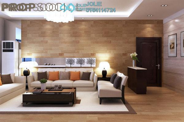 For Sale Terrace at Ixora Residences, Bandar Seri Coalfields Freehold Unfurnished 4R/4B 656k
