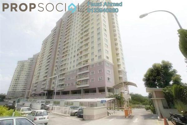 For Sale Condominium at Juta Mines, Seri Kembangan Freehold Fully Furnished 3R/2B 340k