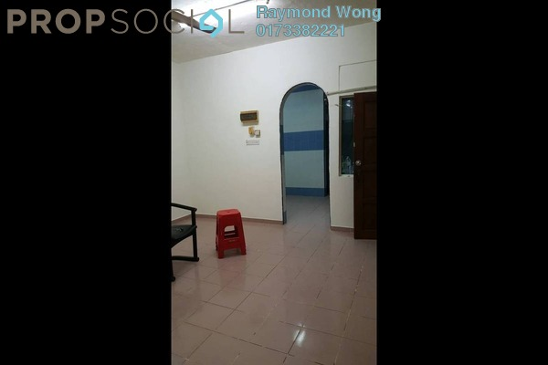 For Rent Apartment at Kenanga Point, Pudu Freehold Unfurnished 2R/1B 1k