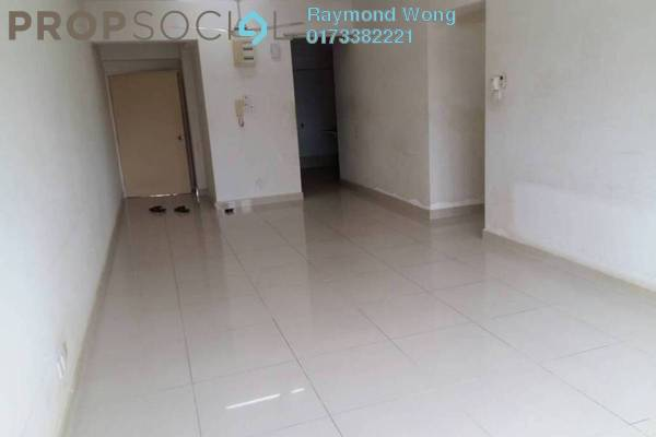 For Rent Condominium at Casa Desa, Taman Desa Freehold Semi Furnished 3R/2B 1.9k