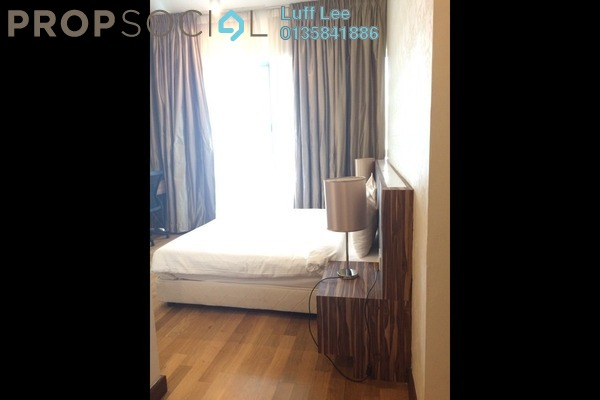 For Rent Condominium at Regalia, Putra Freehold Fully Furnished 1R/1B 2.3k